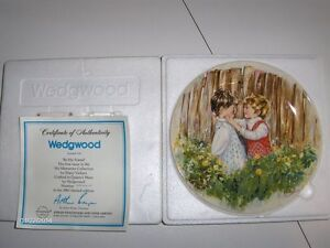 """My Memories"" Wedgewood Collector plates - Complete Set!"