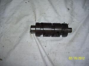 Honda XR80 shift drum shift tumbler transmission