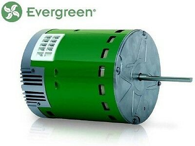 Ge genteq 6205e evergreen 1 2 hp 230 volt replacement x 13 for 2 hp blower motor