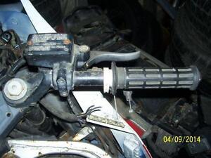 Honda Interceptor 1000 750 700 VF1000 front brake master cylinde
