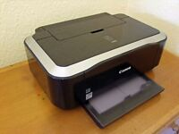 Canon ip4600 inkjet Photo Printer with accessories + full set of ink