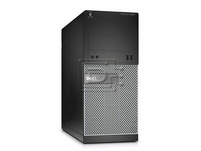 Dell OptiPlex 3020 Mini Tower PC Intel 3.1GHz 4GB 500GB HDD
