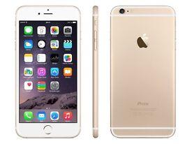 """iPhone 6 Plus 64GB 5.5"""" (EE lock) LTE Smartphone"""