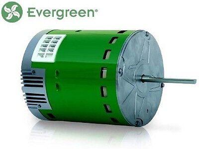 Genteq Evergreen 6207e Replacement 34 Hp 230 Volt X-13 Furnace Blower Motor