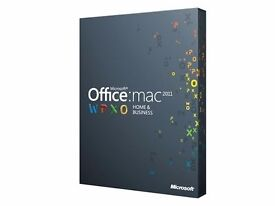 Microsoft Office 2011 Home and Business FOR MAC