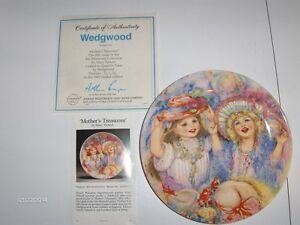 """""""My Memories"""" Wedgewood Collector plates - Complete Set! Strathcona County Edmonton Area image 5"""