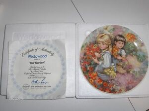 """""""My Memories"""" Wedgewood Collector plates - Complete Set! Strathcona County Edmonton Area image 3"""