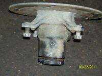 Polaris Sportsman 500 Scrambler Trail Xplorer rear brake disc