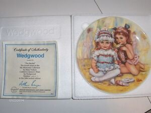 """""""My Memories"""" Wedgewood Collector plates - Complete Set! Strathcona County Edmonton Area image 4"""