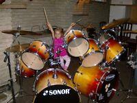 2 Drums !!!