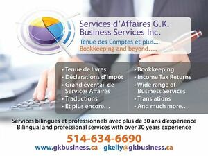 Bookkeeping & Beyond West Island Greater Montréal image 1