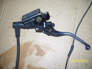 Honda Magna 750 V45 Magna clutch master cylinder clutch lever ca