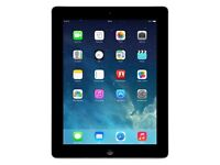 Apple ipad 4 wifi 16gb and good used condition