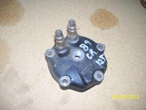 Honda CR 125 head cylinder head engine head