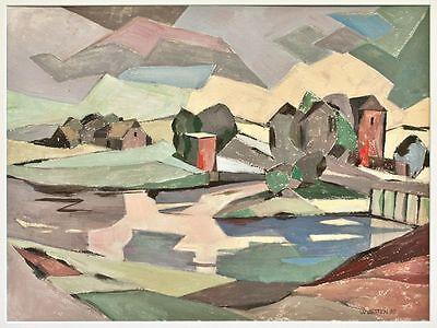 Sonja Wüsten - o. T. - Temperamalerei - 1996