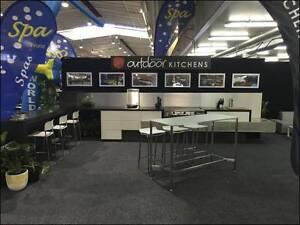OUTDOOR KITCHENS - SHOWROOM EX-DISPLAY SALE Wangara Wanneroo Area Preview