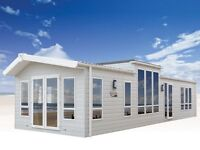 Luxury Holiday Home Static Caravan For Sale BK Linear In The Yorkshire Dales, Leyburn