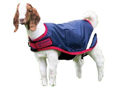 Horseware Ireland - Waterproof Goat Coat - Navy Red - Xxl