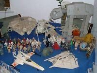 Wanted Star Wars Vintage 1977-1985. Not a Dealer.