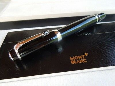 Montblanc Boheme Noir Rollerball pen with box/papers etc