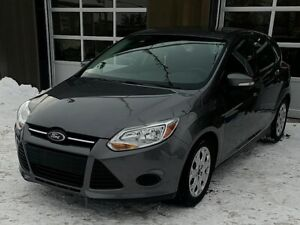 2014 Ford Focus 5 DR HATCHBACK. WE FINANCE EVERYONE. NO CREDIT C