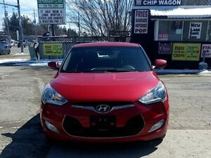 2012 Hyundai Veloster 3dr. Coupe. PRICED TO SELL REGARDLESS OF Y