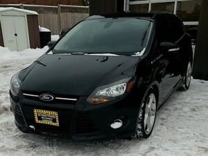 2012 Ford Focus 5DR HATCH. PRICED TO SELL REGARDLESS OF YOUR CRE