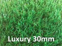 30mm Artificial Grass £7.50 per m2 - 2m width up to 25m length