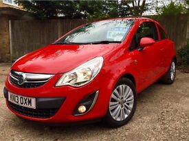 2013 VAUXHALL CORSA D 1.2 ENERGY A/C SOLD SOLD SOLD