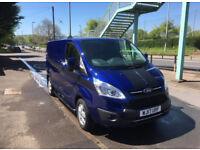 Ford Transit Custom 2.0 TDCi Limited Panel Van
