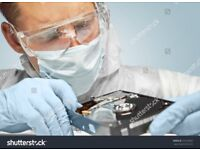 data recovery cheapest around, if i can't do then i don't charge! £30 often cheaper or free! dereham