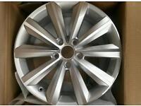 """VW Passat Alloy Wheel 'SAO PAULO' 17"""""""