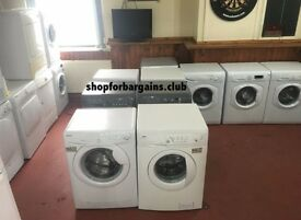 Refurbished Washing Machines for sale from £100