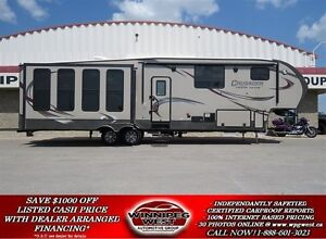 2015 Forest River Crusader 350REQ 40FT TOURING EDITION, LUXURY R