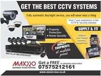 Get the full HD CCTV System