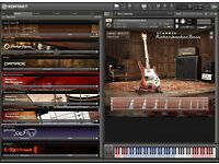 KONTAKT INSTRUMENTS PC or MAC