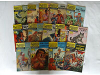 Classics Illustrated Set C (Early 1960s)
