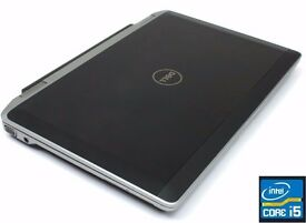Dell Latitude E6320 Intel i5-2520M, 250GB HDD, 4GB RAM, CD/DVD, WebCam, Win 7 Pro