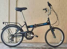Classic Saker Folding Bike