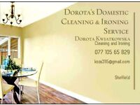 Dorota's Domestic Cleaning and Ironing Service