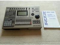 Zoom mrs 1608 digital recorder