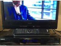 HUMAX PVR-9300T TWIN TUNER FREEVIEW SET TOP BOX TV RECORDER RECEIVER 320GB HDMI PVR