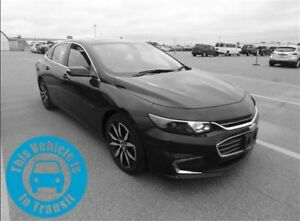 2017 Chevrolet Malibu LT|Sun|Nav|Pwr heat Leath|Bose(r)|Rem star