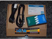CTI Comet USB Caller ID Telephone Modem Crucible 4 Epos & Call Management