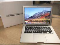 Apple MacBook air 13 inch, Late 2013, i5, 4GB RAM, Huge 256GB SSD, Boxed, as new