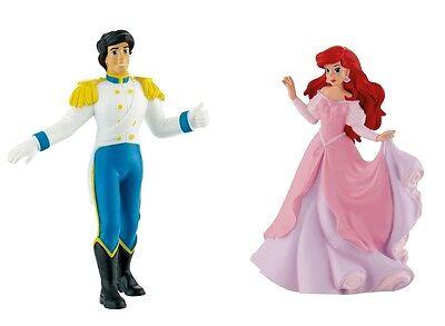 Disney Arielle im rosa Kleid und Prinz Eric - Rosa Disney Figuren
