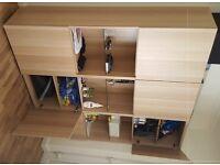 Ikea living/dining room storage