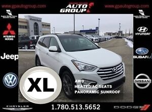 2014 Hyundai Santa Fe XL Family Friendly   Fuel Efficient