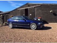 BMW E36 COMPACT 328 - BARGAIN- LOW MILES