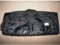 Stagg 61 Note Piano , Keyboard , Synthesizer Soft Case , Gig Bag for Korg , Roland , Yamaha and etc.